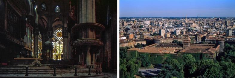 IT330617 Italia Milanon katedraalin presbyteero