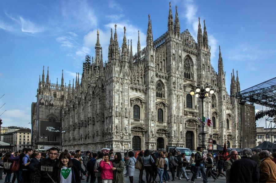 IT_150429 Italia_0257 Milanon Duomo Milanon Duomo