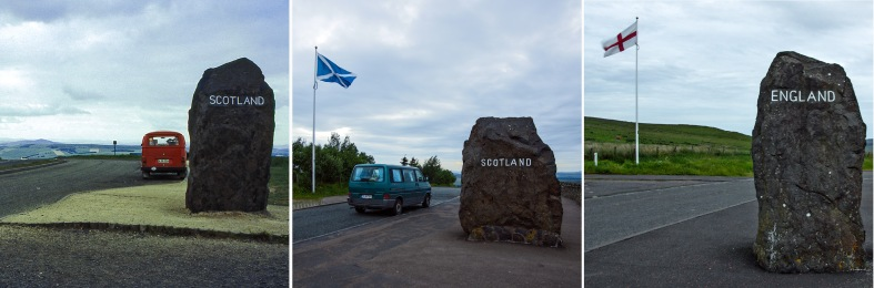 GB024623 Iso-Britannia Skotlannin rajakivi Carter Barissa  1985