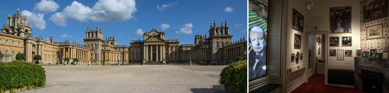 GB_150707 Yhdistynyt kuningaskunta_0122 Blenheimin palatsi Oxfor