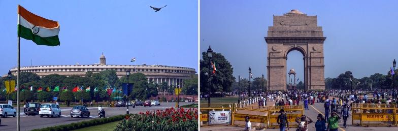 IN_151025 Intia_0217 Maan parlamentti New Delhissä