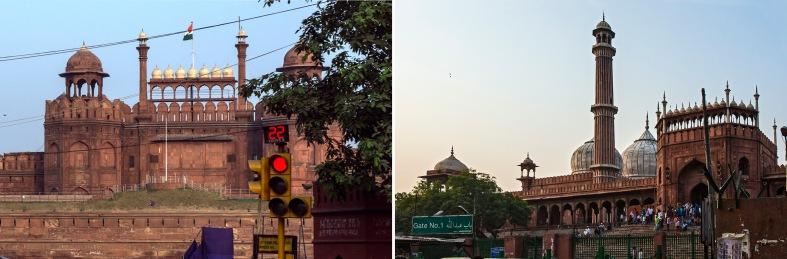 IN_151025 Intia_0440 Vanhan Delhin Red Fort