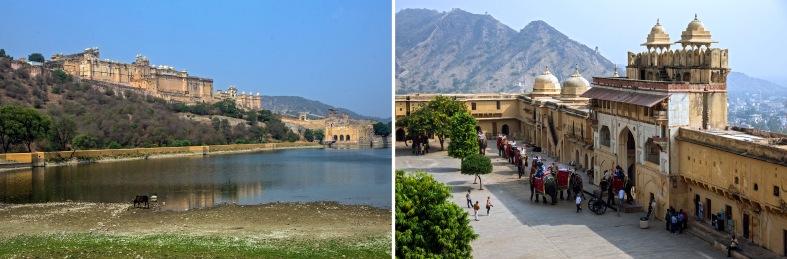 IN_151027 Intia_0484 Amberin linna Rajasthanissa