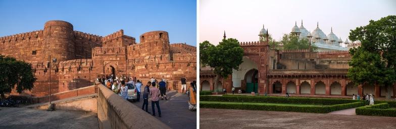 IN_151030 Intia_0571 Agran Punainen linnoitus Uttar Pradeshissa