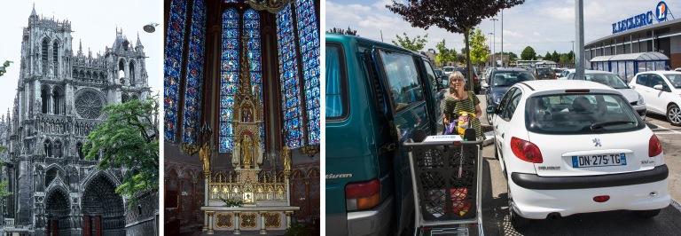 FR013231 Ranska Amiensin katedraali 1982