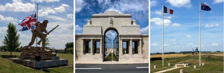 FR_150718 Ranska_0097 I maailmansodan muistomerkki Le Tommy Albe