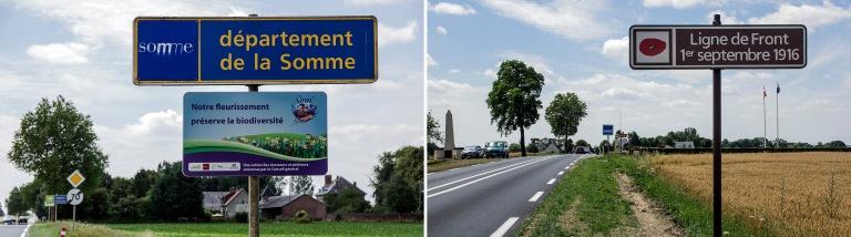 FR_150718 Ranska_0138 Sommen departementin kyltti Picardyssa