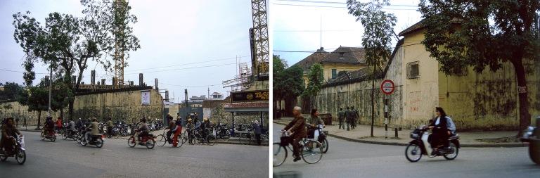 VN216917 Vietnam Hanoi Hilton-vankilan purkua