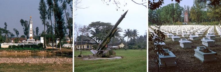VN217020 Vietnam Sotamuistomerkki Pohjois-Vietnamissa