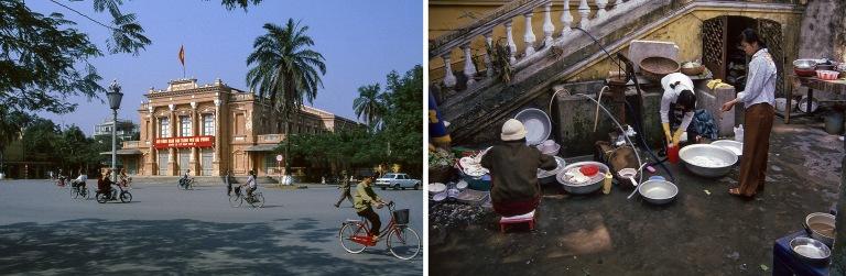 VN217113 Vietnam Haiphongin kaupunginteatteri