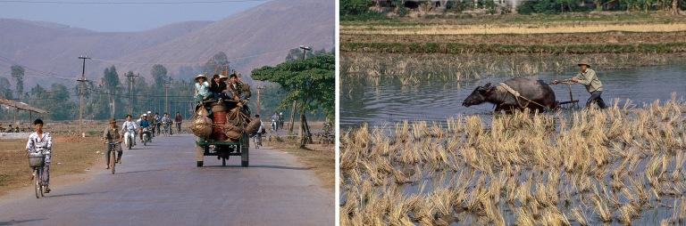 VN217229 Vietnam Matkantekoa Haiphongissa Pohjois-Vietnamissa