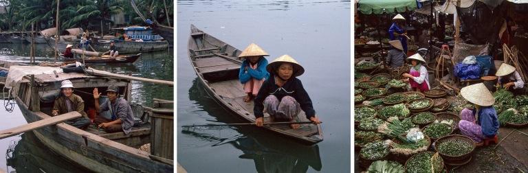VN218121 Vietnam  Thu Bồn-joki Hoi Anissa Keski-Vietnamissa