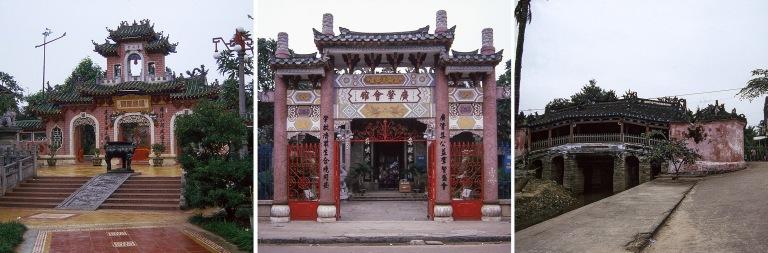 VN218208 Vietnam Hoi Anin Quan Cong-temppeli Keski-Vietnamissa