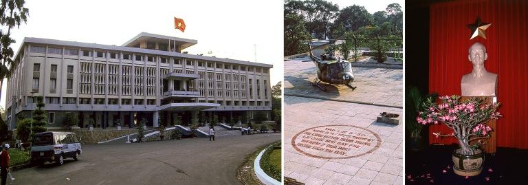 VN219616 Vietnam Ho Chi Minhin Jälleenyhdistymisen halli Etelä