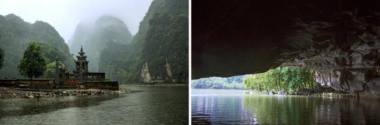 VN_160227 Vietnam_0346 Temppeli ja karstikallioita Tam Cocissa
