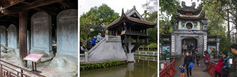 VN_160130 Vietnam_0154 Hanoin Kirjallisuustemppelin tohtorikivi