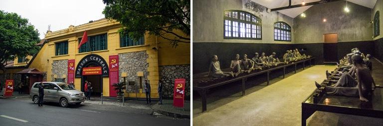 VN_160130 Vietnam_0339 Hanoin Hỏa Lòn vankilamuseo