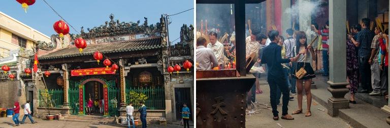 VN_160208 Vietnam_0289 Ho Chi Minhin Cholonin Thiên Hậu-kiina