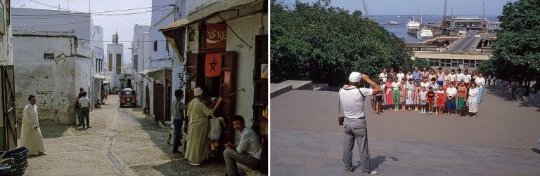 MA037930 Marokko Tetouanin medina