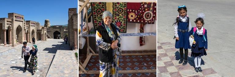 TJ_160425 Tadžikistan_0386 Gissarin linnoitus Dušanben lähell