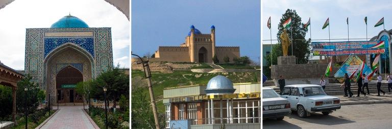 TJ_160427 Tadžikistan_0522 Istaravshanin Kok Gumbaz-moskeija ja