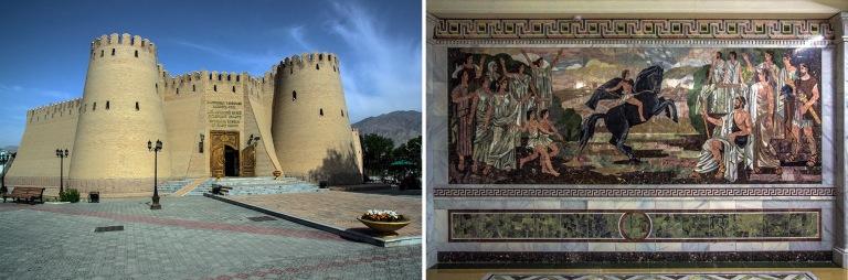 TJ_160428 Tadžikistan_0043 Sughdin provinssin historialli Hudž