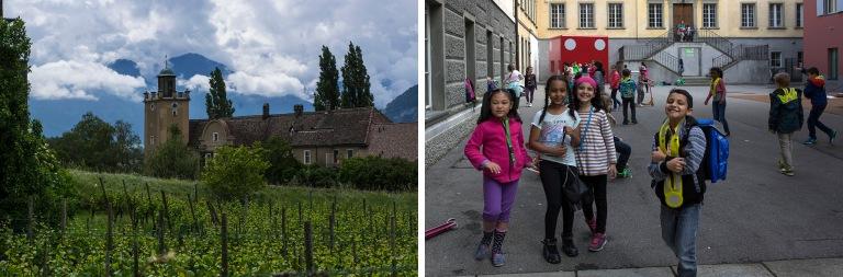 CH_160602 Sveitsi_0004 Maienfeldin viinimaisemaa Graubündeniss