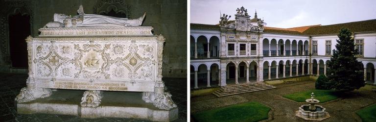 PT037417 Portugali Vasco da Gaman hauta Lissabonin Hieronymolais