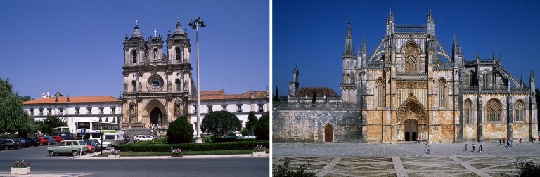 PT115712 Portugali Alcobaçan luostari