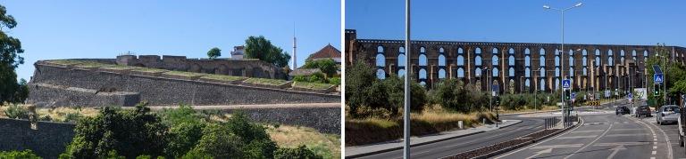 PT_160618 Portugali_0206 Elvasin linnoitusmuuria Alentejossa