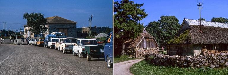 EE095619 Viro Saarenmaan tulotarkastus 1991