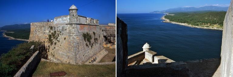 CU255117 Kuuba Santiago de Cuban Castillo de San Pedro de la Roc