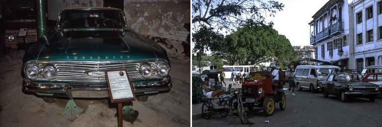 CU256415 Kuuba Che Guevaran Chevrolet ´60 Havannan automuseossa