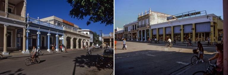 CU257327 Kuuba Holguínin keskusaukio Itä-Kuubassa
