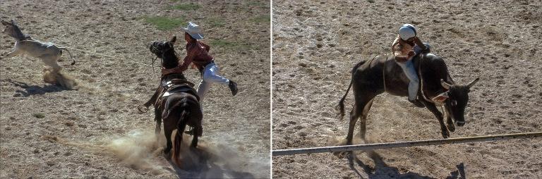 CU258424 Kuuba Rodeoesitys King Ranchilla Camagüeyn provinssiss