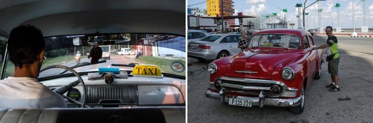 CU_161101 Kuuba_0009 Chevrolet 1951-taxi Havannassa