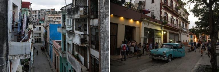 CU_161102 Kuuba_0004 Havannan vanhaa kaupunkia Villa Azulista