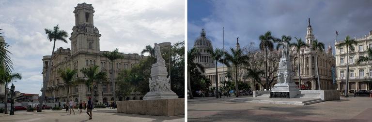 CU_161102 Kuuba_0072 Havannan taidemuseo ja Jose Martín patsas