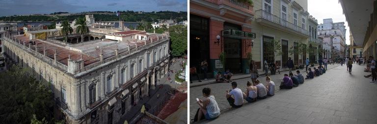 CU_161102 Kuuba_0456 Vanhan Havannan Kuvernöörinpalatsi hotell