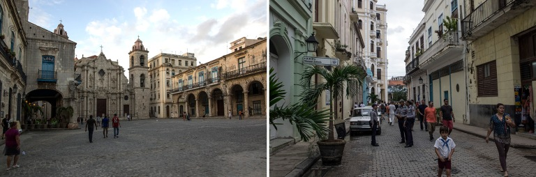 CU_161102 Kuuba_0625 Havannan Plaza de la Catedral