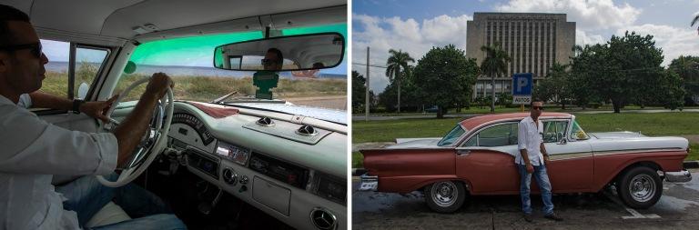 CU_161104 Kuuba_0094 Ford Fairlane 1957 Havannassa