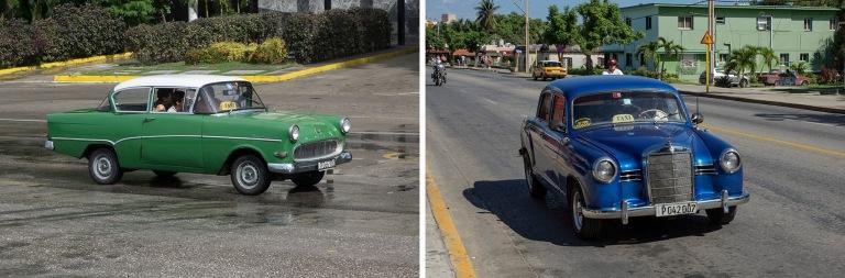CU_161104 Kuuba_0142 Opel Rekord 1957-60 Havannan Vallankumousau