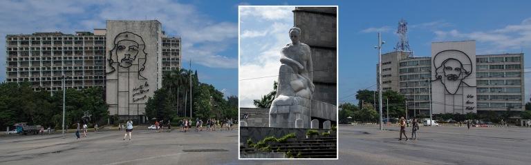 CU_161104 Kuuba_0160 Havannan Plaza de la Revolución