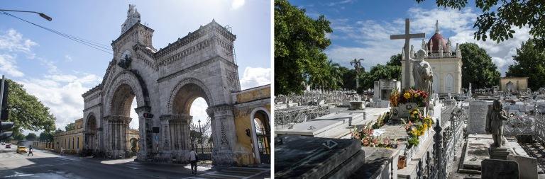 CU_161104 Kuuba_0202 Kolumbuksen hautausmaan portti Havannan Ved