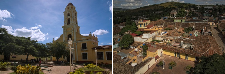 CU_161109 Kuuba_0141 Trinidadin Iglesia y Convento de San Franci