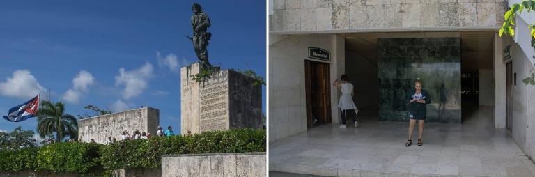 CU_161110 Kuuba_0232 Che Guevaran muistomerkki ja mausoleumi San
