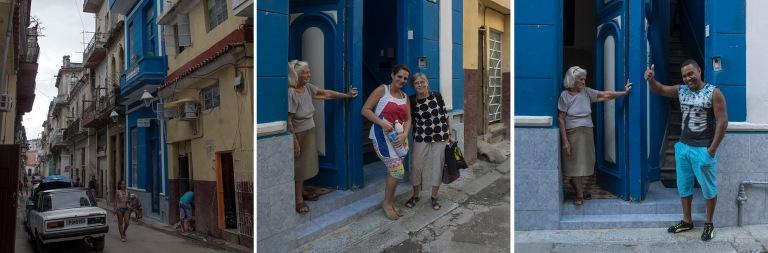 CU_161102 Kuuba_0205 Villa Azul Havannan vanhan kaupungin Calle