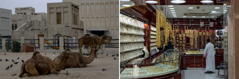 QA_170212 Qatar_0106 Dohan Camel Souq