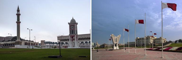 QA_170212 Qatar_0119 Dohan Suuri moskeija ja kellotorni