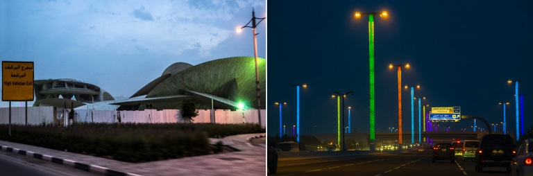 QA_170213 Qatar_0323 Dohan kansallismuseon työmaa